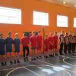 соревнования по баскетболу на призы Кирсановского районного местного отделения Партии «Единая Россия»
