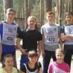 XXIII Мемориале олимпийца, МСМК Дутова Н.Г.